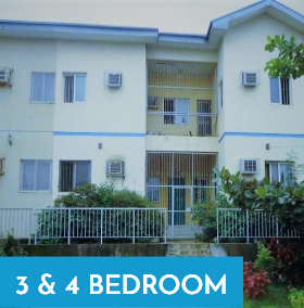 3 & 4 Bedroom Service Charge